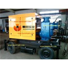 Mobile Dredging Water Transfer Pump