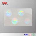 Custom Hologram Stickers UK With Security Effects