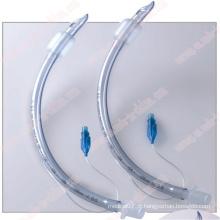 Intubação flexível do tubo endotraqueal do punho da baixa pressão