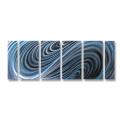 Handcraft Metal Wall Art Decor Abstract Aluminum Sculpture