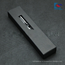 черный Крафт-бумаги ящика коробки подарка упаковывая для ручки