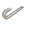 Chaîne de retenue pour câble d'acier robuste et flexible