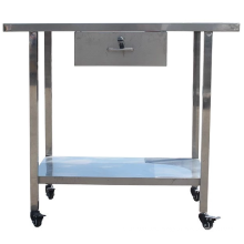 304 Stainless steel veterinary examination table/vet examination table/pet treatment table
