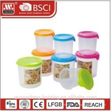Food Container, Plastic Houseware (2pcs) 0.8L/1.4L