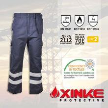passar en padrão fr calças resistentes à água para os trabalhadores
