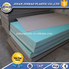 "wholesale best price 48"" x 96"" plastic rigid pvc sheet for digital printed"