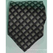 Corbata tejida de seda especial del jacquard de los hombres