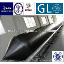 high pressure anti-explosion ship rubber and plastic pontoon
