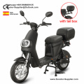 E-BIKE MET EEG YADEA