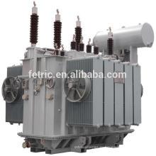 Нефть погруженных типа 66kV 110кВ 60mva силовой трансформатор