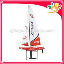 Joysway 9902 Красный фокус 2.4Ghz 1 метр RC яхта