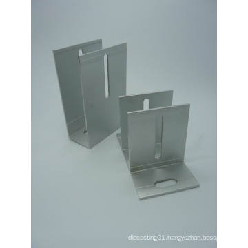 HF-Construction Bracket Parts With Fabrication