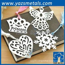fashion metal bookmarks
