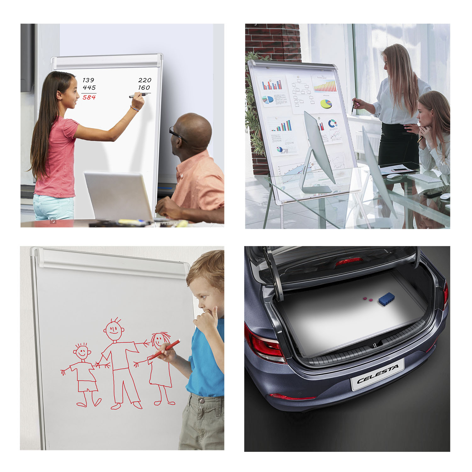 Dry Erase Writing board