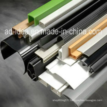 Rubber Extrusion Products, Plastic Extrusion, PMMA Products, Exhibition Product (PLAD-001)