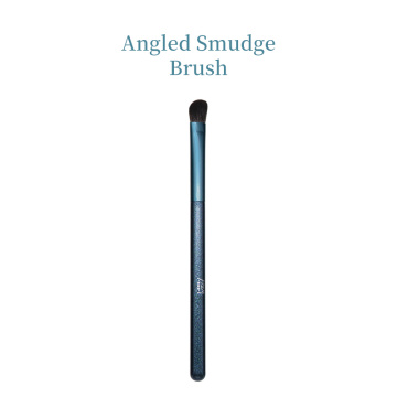 Blue Luxury Personalizuj Angled Smudge Brush Kit