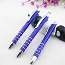 Алюминиевая металлическая шариковая ручка