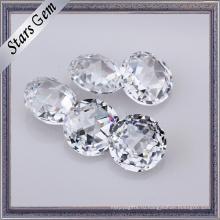 Очень яркий, блестящий Роза огранки красивый кубический цирконий CZ свободные камни для ювелирных изделий