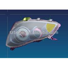 Auto Lichtform / Auto Lampenform