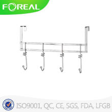 Chromed Metal Wire Clothes Hook