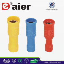 Bullet Shaped Female Full-Insulating Stainless FRD Series Cable de acero Lug