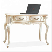 Modern study vanity writing desk