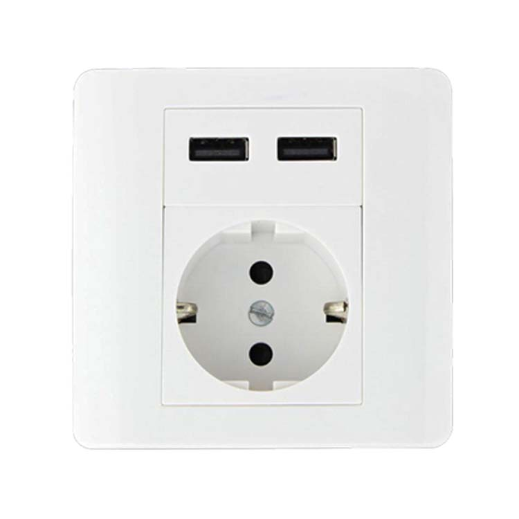 EU wall socket