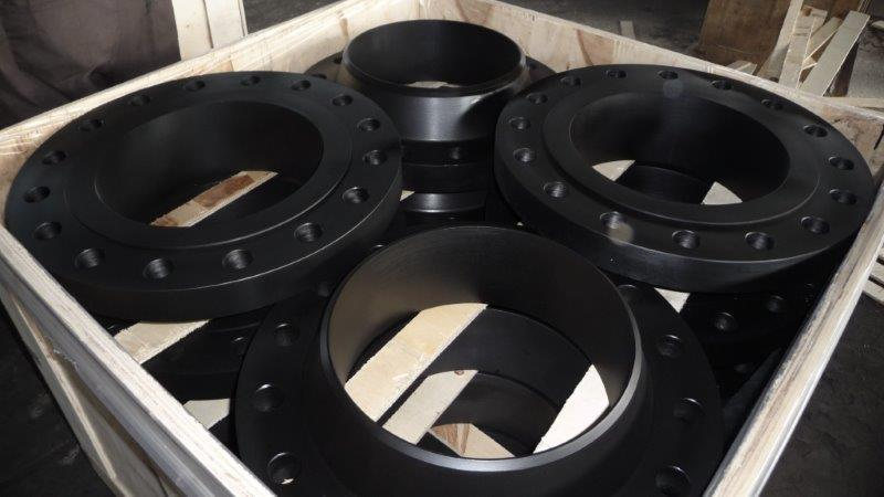 Ring Joint Face Weld Neck Flange