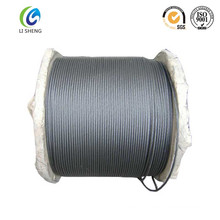 6*19 elevator lifting steel wire rope