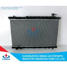 Radiateurs de voiture en aluminium d'occasion pour Hyundai Santafe′01-04 Mt