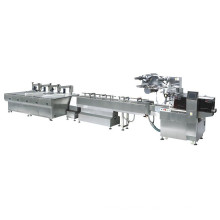 Chocolate Pillow Type Packaging Line