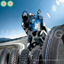 110 / 90-17 Bias Gürtel Reifen für Motorrad Tubeless Gummireifen
