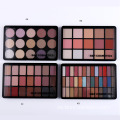 OEM Multicolor Eyeshadow Pallete Shimmer Pigment EyeShadow