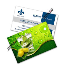 2015 Eco-Friendly 3D Name Card for Promotion