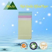 Anti-Curl-Funktion und chemisch-mechanische Zellstoff-Zellstoff-Typ Farbige Karton Papier
