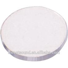 диаметр 10 мм 2 mhz PZT керамический дисковый преобразователь micro piezo