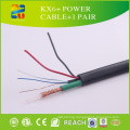 Linan Cable Manufacturer Kx6 Coaxial Cable with CE/ETL/RoHS Certificate