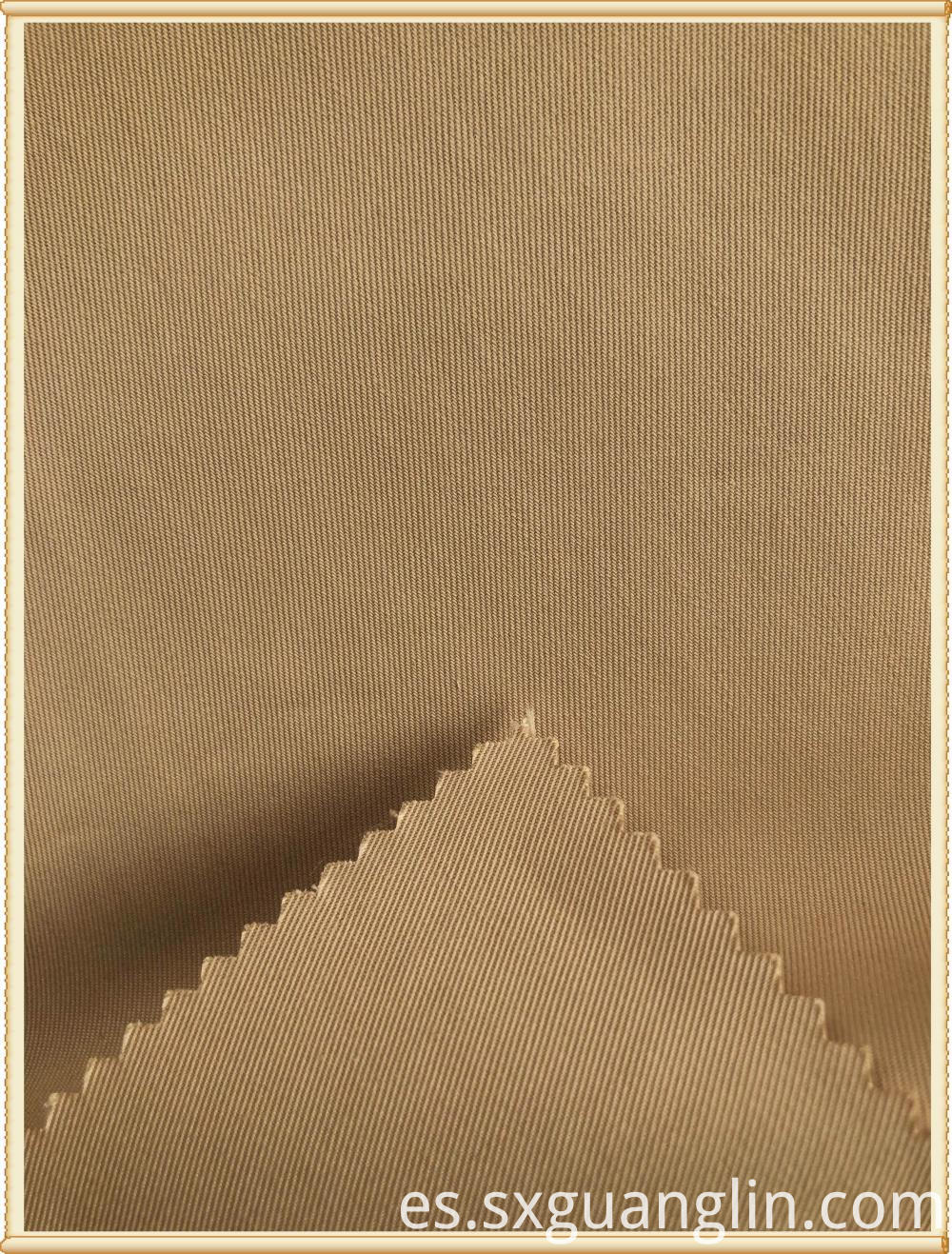 cotton polyester twill fabric