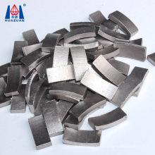 HUAZUAN diamond core drill bit segments for reinforce concrete