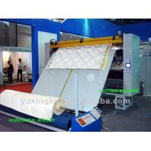 Corte automático de Yuxing Cm-94 máquina, Panel de cortar la tela, colchón automático cortador