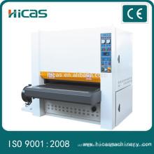 Máquina de lixamento da correia larga resistente industrial de 1300mm