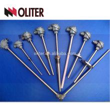 oliter hot blast nuevo con termocompensador de alta temperatura de cúpula estufa de alambre con cable de cabezal de conducto