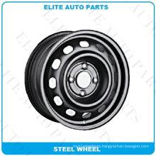 4X100 Steel Wheel for Car