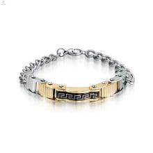 Bracelets de bracelet rempli d'or antique, bracelets en plaqué or pour les femmes