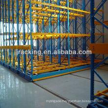 Jiangsu Jracking warehouse standard moving shelves