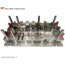 Progressive Die Cold Stamping Molding