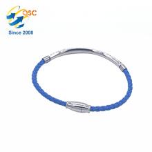 Women Accessories Different Types Custom Made Charm Metal Bracelet