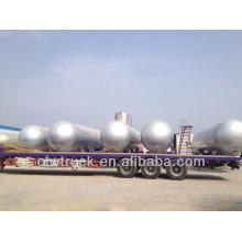 Los tanques de almacenaje calientes del gas de la venta 12M3 lpg, pequeño petrolero del gas del lpg del tamaño