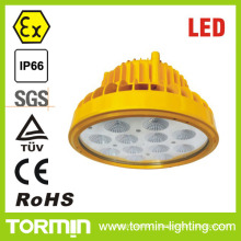 Atex CE RoHS Approved IP66 Gas Station Explosion Proof LED Flood Light