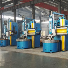 CNC single column swing vtl machine